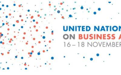 PIHRB poraz kolejny współorganizatorem sesji regionalnej naForum ONZ dot. biznesu ipraw człowieka